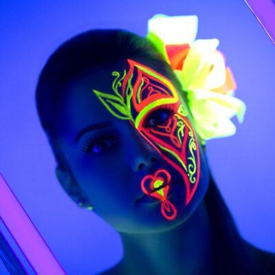 Schwarzlicht UV / Neonparty