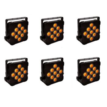 6 Stück Akku + Funksteuerung