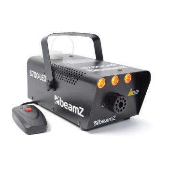 Nebelmaschine 700 Watt mit LED Flame Effekt inkl. Fluid